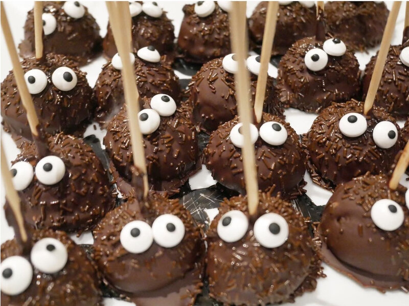 Pop cakes monstres ©Kid Friendly