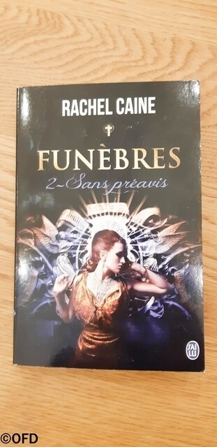 FUNEBRES, tome 2