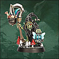 Warhammer underworlds : nightvault - zarbag in love !