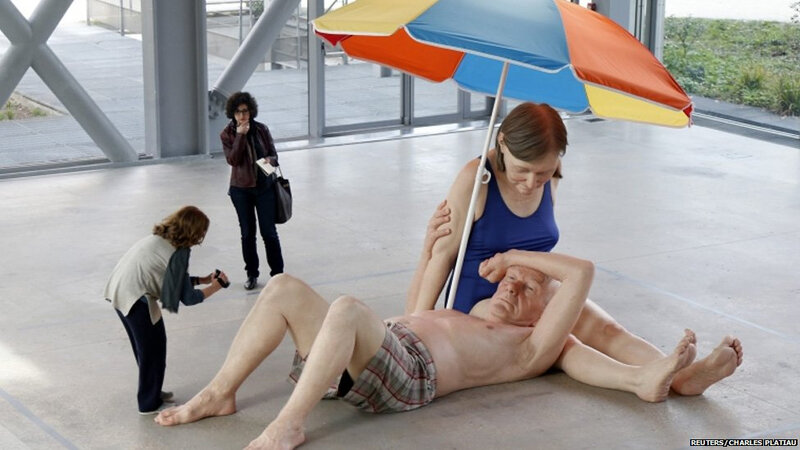 Ron Mueck expo