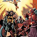 marvel deluxe ultimate x-men 09 apocalypse