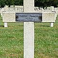 Dubrac françois (sacierges saint martin) + 13/05/1916 sainte ménéhould (51)