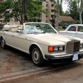 Rolls Royce silver spur mark II convertible de 1989 ( version US ) (Retrorencard mai 2010) 01 (2)