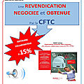 Tract supers /hypers : revendication negociee et obtenue