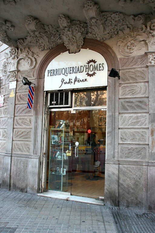 Barcelone, Coiffeur_6845