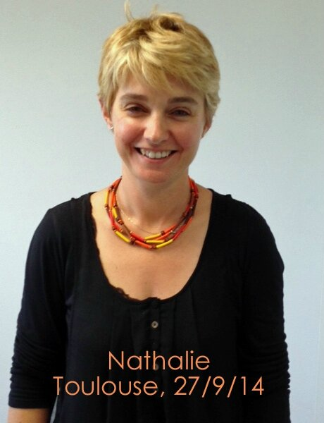 Nathalie stage fimoToulouse septembre 2014
