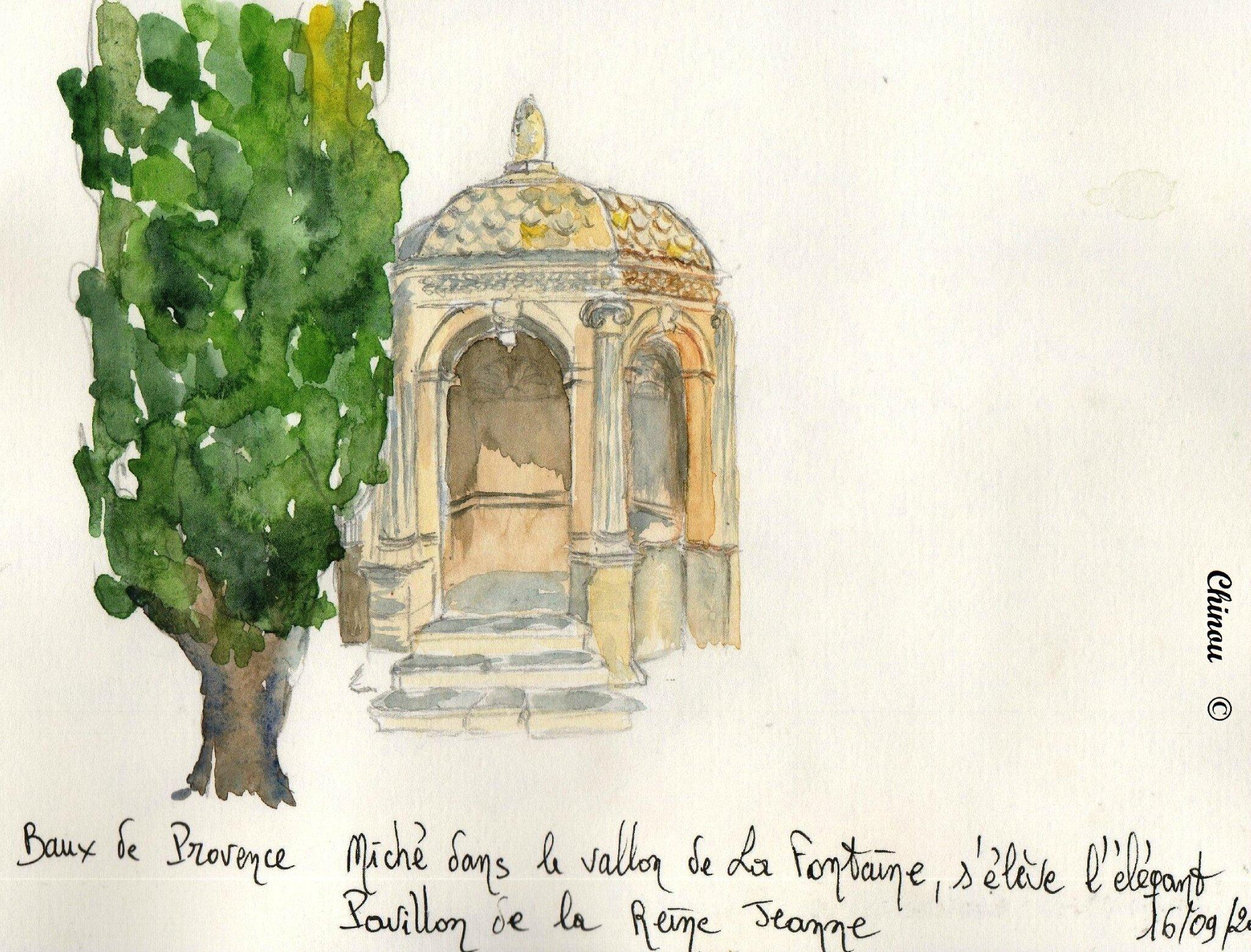Pavillon Reine Jeanne