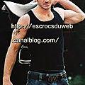 Federico-Amador - acteur-argentin , usurpé