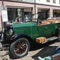 CHEVROLET National type AB torpédo 1928 Gundelfingen (1)