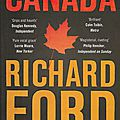Canada - richard ford (2012)