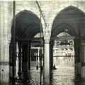 المسجد الحرام والفيضان