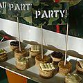 Mini gâteau de crêpes pour buffet (9)