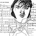 Elvis presley (partitions - sheet music)
