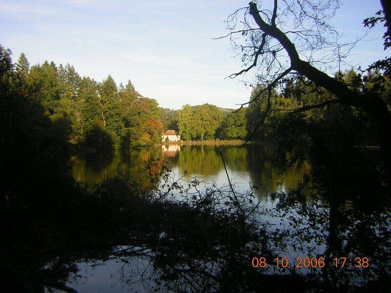 mF et étang