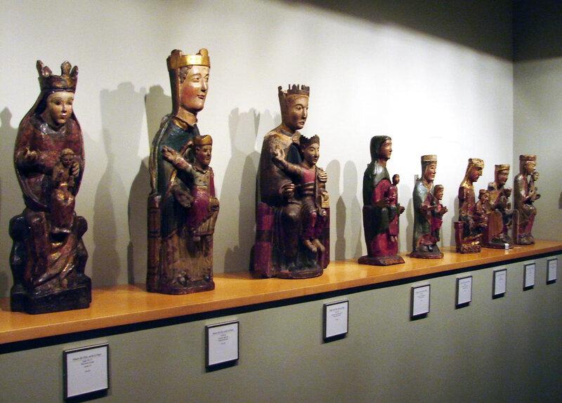 Barcelone musée Frederic Marès 1