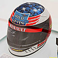 Casque SCHUMACHER Michael - 1995 HL_GF