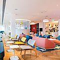 Virgin holidays dévoile son nouveau salon v-room à gatwick