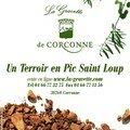 La Gravette Corconne annonce presse 06/07