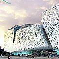 Voyage vers le futur: les pavillons de l'exposition universelle de milan