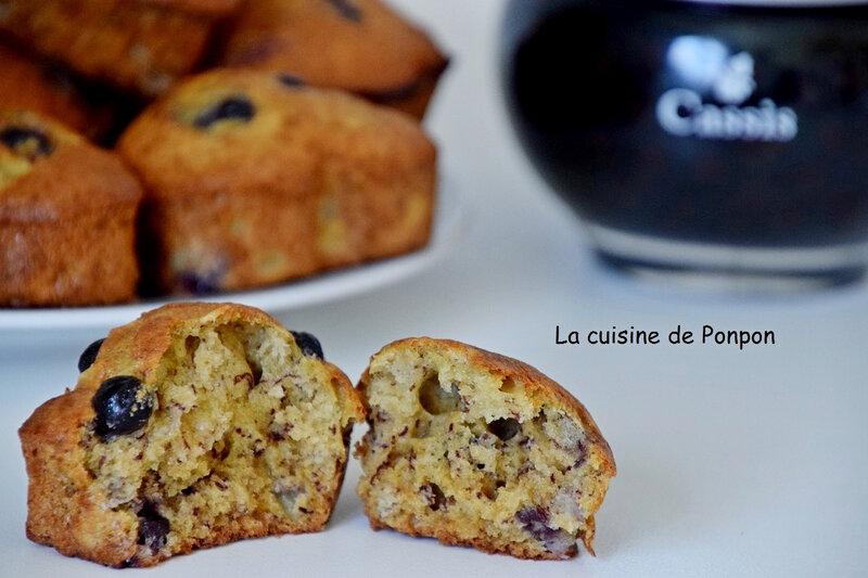 muffin banane et cassis (9)