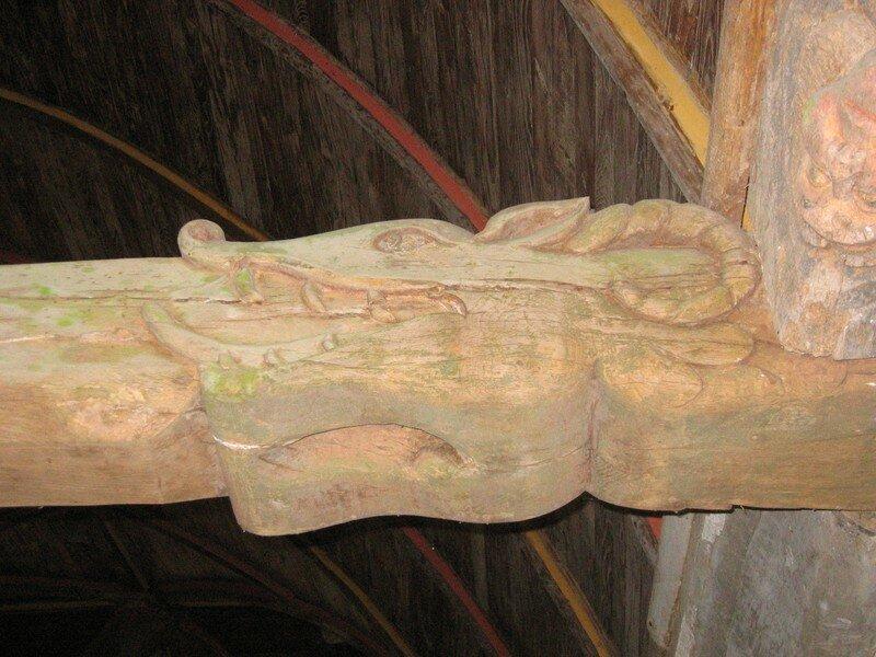 Talvern Nenez : Chapelle Saint Nicodème