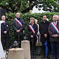 2016 Commémoration du 8 mai 1945