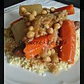 Cookeo : couscous