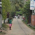 rue du temple Hikkaduwa