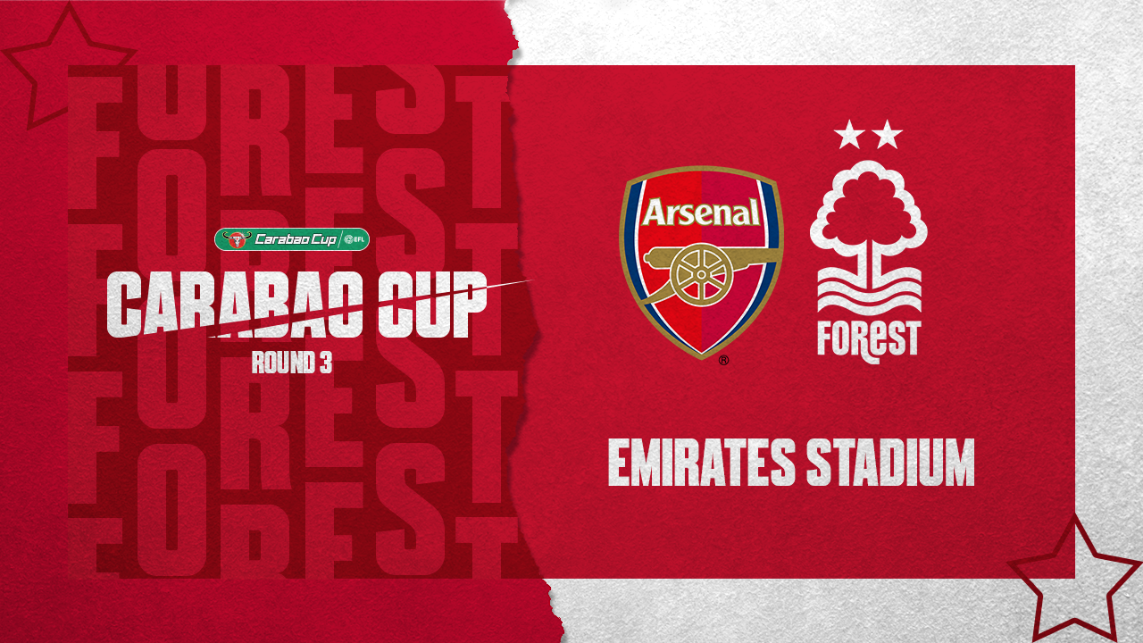 ( Caraboa Cup ) Arsenal - Nottingham Forest !