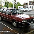 Vw passat GL break (Strasbourg) 01