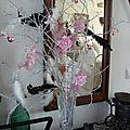 Décos intérieures Noël 2007