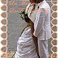 Robe de mariée d'héloïse