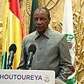 Guinée : discours du chef de l'etat à l'occasion du 2 octobre 2016