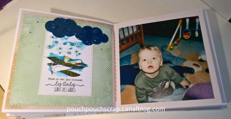 Mini Album Petit Prince (15)