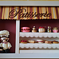 Objets décoratifs pour cuisine