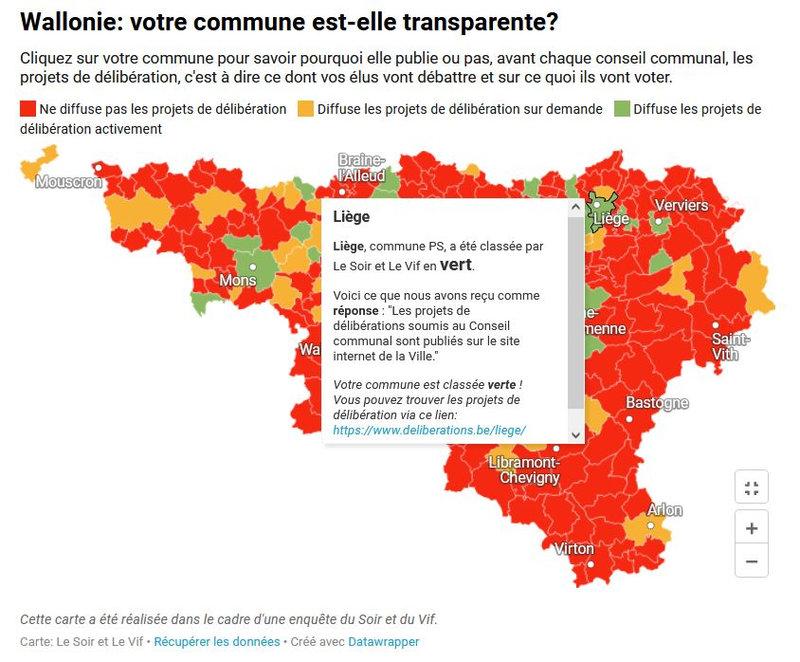 Communes tranparentes - Liège - 21-10-21