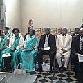 La Chorale-CSFA anime la messe des missions à Ans-Liège
