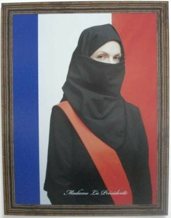 Madame La Préidente - David Tartakover