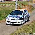 2011 : Rallye du Val d'Orain ES 5