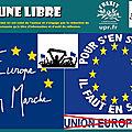 L'union européenne, en sortir pour s'en sortir ? la vidéo du débat prcf pcf attac fi fsc poid à l'isle sur la sorgue
