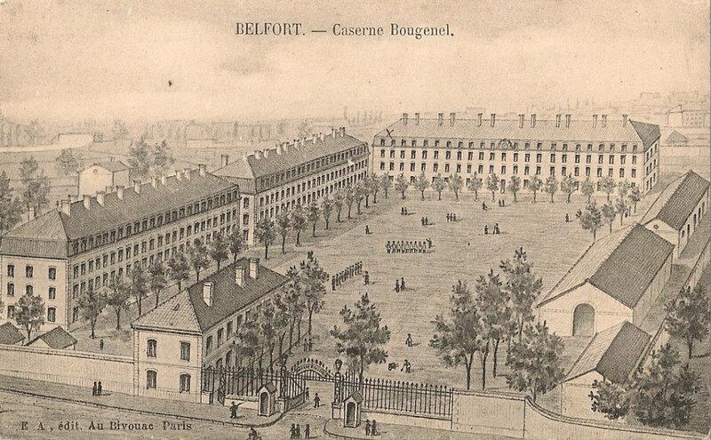 Belfort CPA Caserne Bougenel 0 Illustration