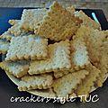 Des crackers style