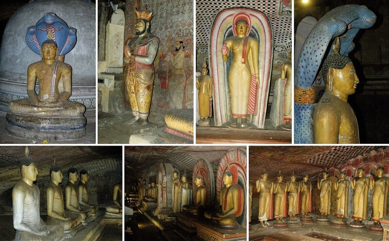 Blog Dambulla Grottes