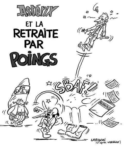 asterix retraite