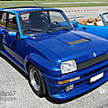 Renault 5 turbo 1981-1982