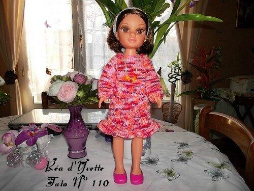 Lolita & sa robe de f+¬tes ( Isa ) N-¦110