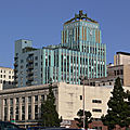 Eastern columbia building - los angeles - etats-unis