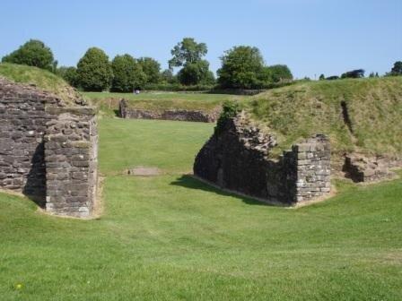 caerleon site romain le cirque3