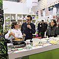 Démonstrations culinaires au SIRHA 2011 pour l'association des f