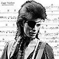 David bowie (partitions - sheet music)